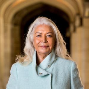 Headshot of Marcia Langton
