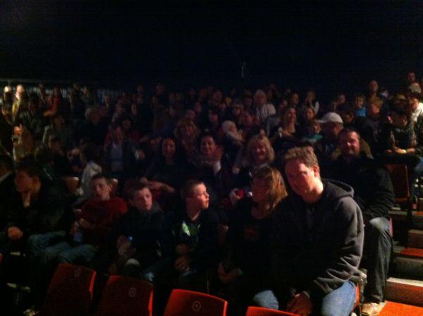 Bushfire Community Support - Circus Oz 2013