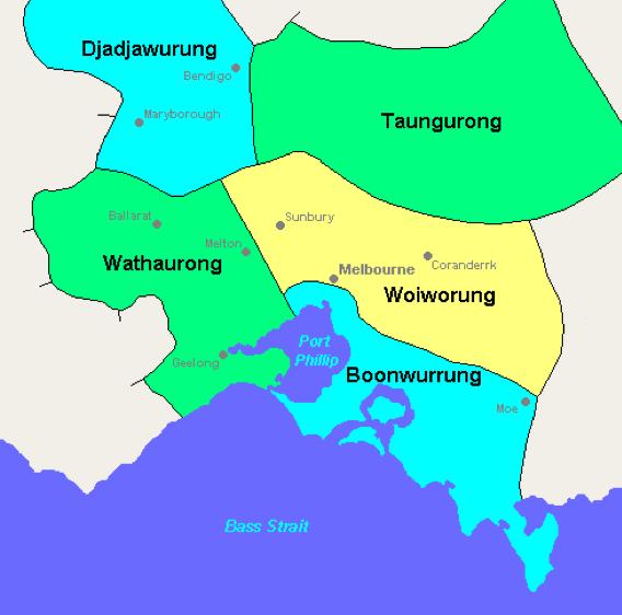 geelong map