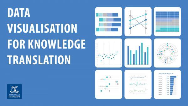 Data Visualisation for knowledge translation course