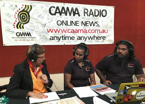 CAAMA radio