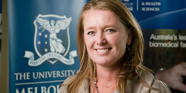 Professor Elixabeth Waters