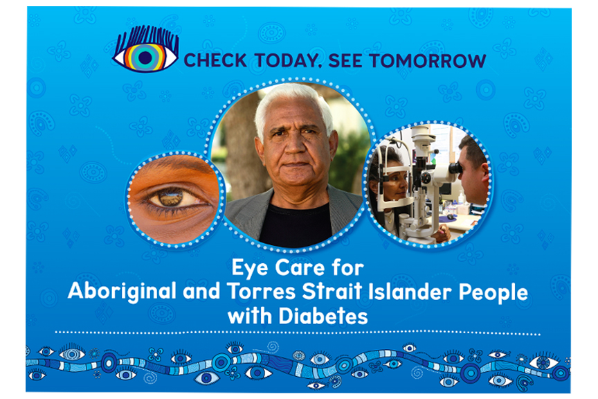 Diabetes Eye Care Flipchart