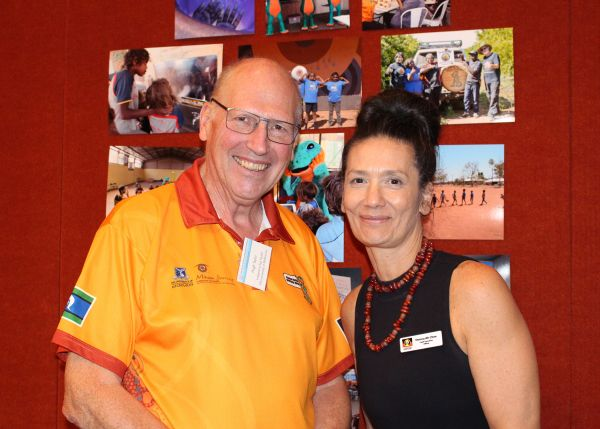 hugh and Donna Ah Chee