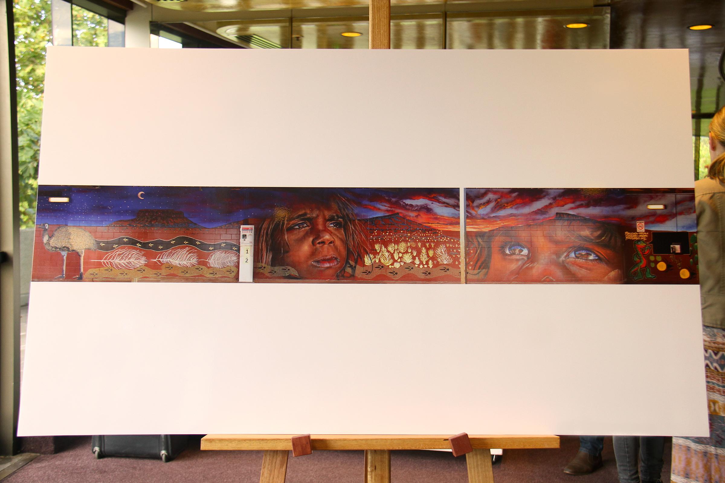 Mural 6. Nyirripi