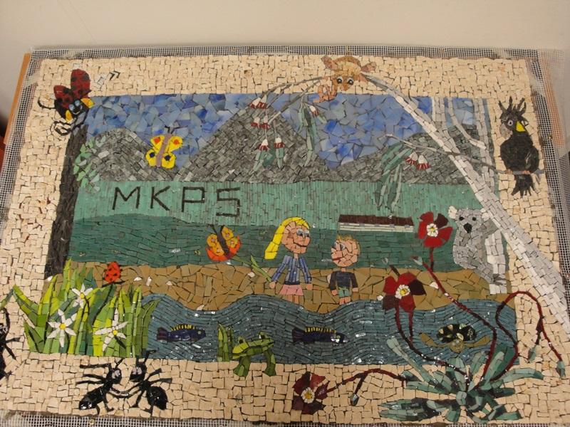 Mosaic Middle Kinglake School