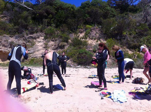 Bushfire Community Support - Grown-ups Getaway at Portsea 2013