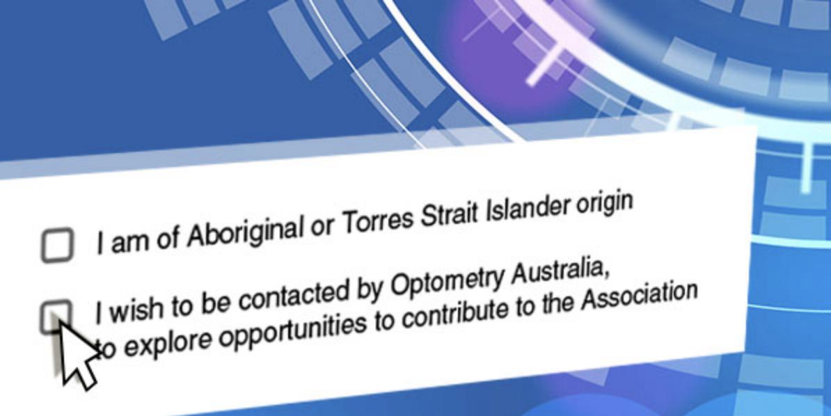 tick box do you identify as Aboriginal and/or Torres Strait Islander
