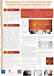 Poster7- Development of DR Grading