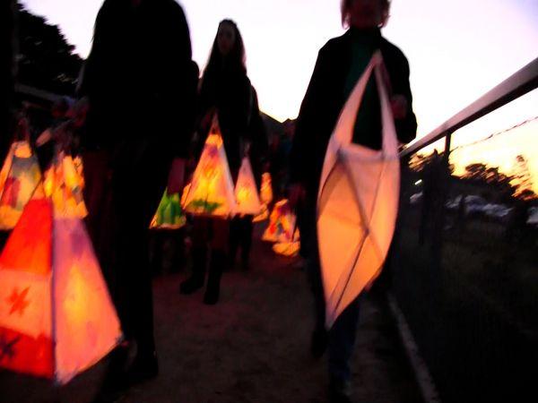 Into the Light - Lanterns