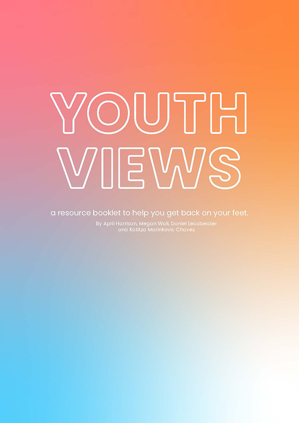 Booklet cover for Youth Views