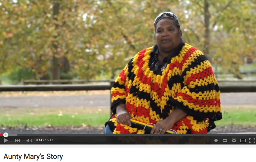 Aunty Mary Story Video image