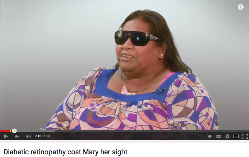 Aunty Mary Video DR Cost Sight image