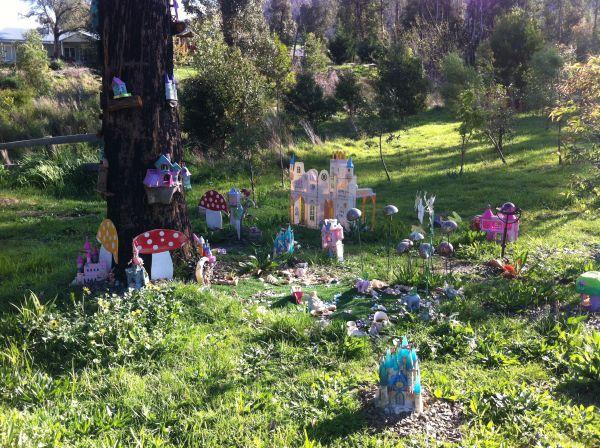 Fairy Garden Regenerated - Steels Creek