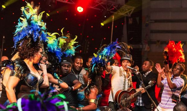 In April 2013, the 1st Australian Steelband Festival was held in Marysville. Organised by the local community and steelband members, the Festival attracted 10 national and international bands. The Calypso Night, featuring Nicky Bomba and Bustmento and the Trinidadian Connection was a highlight.