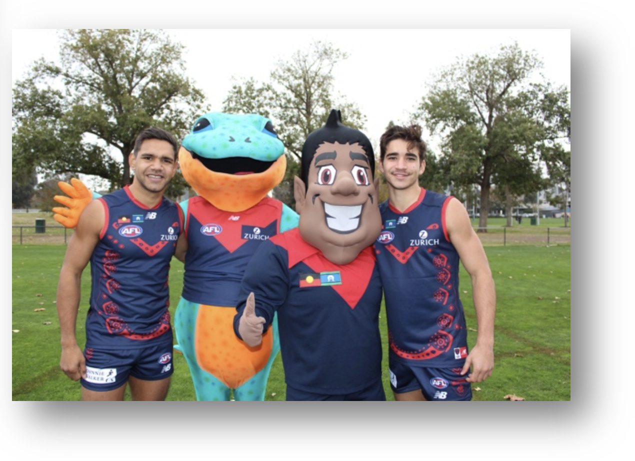 milpa with MFC players in indigenous guernsey