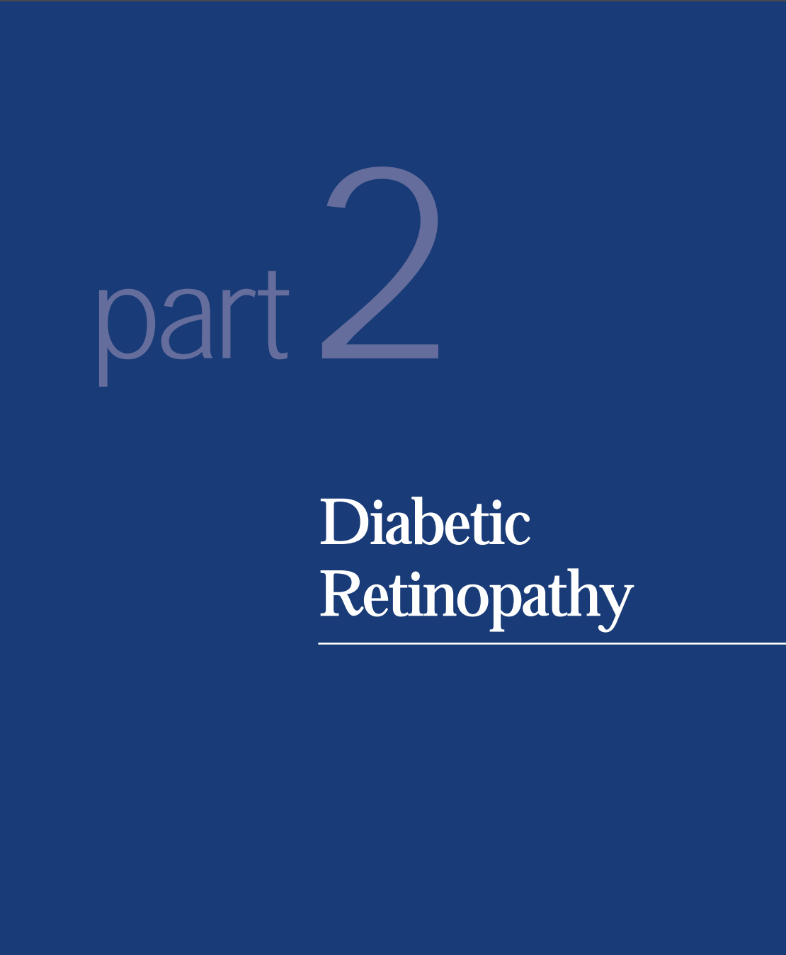 SEHG Part 2 - Retinotherapy