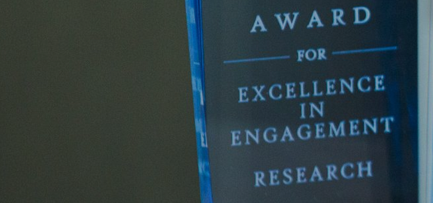 Award for excellence in engagement