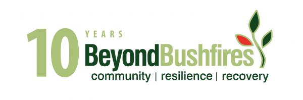 10 Years Beyond Bushfires logo