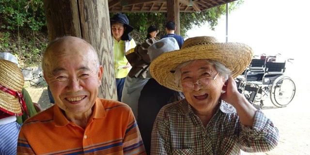 Ageing Japan